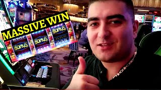 Jin Long 888 Slot Machine MASSIVE WIN Better Than HANDPAY JACKPOT |Tarzan Grand Slot MAX BET Bonus