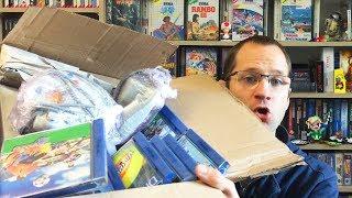 Achats jeux vidéo hors vide grenier et échanges : NOVEMBRE