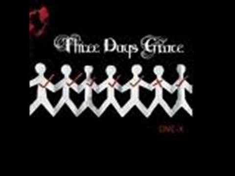 Let It Die-Three Days Grace