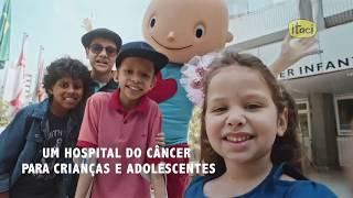 Campanha ITACI - Instituto de Tratamento do Câncer Infantil