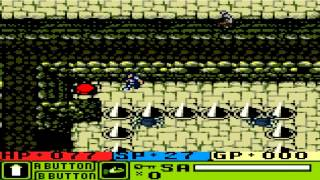 Warriors of Might and Magic Part 1 (GBC)