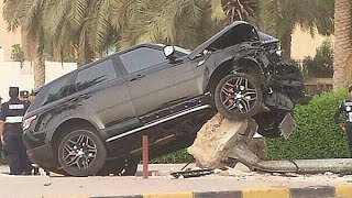 WORLD'S MOST CRAZY DRIVERS CAUGHT ON CAMERA! Driving Fails August 2017