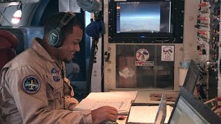 Career Profile: Flight Operations Engineer (Airborne Science) Matthew Berry