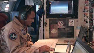 Career Profile: Flight Operations Engineer (Airborne Science) Matthew Berry
