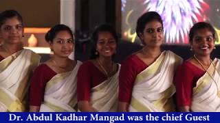Alva's Education Foundation :  brought out the opulence of Kerala through Keraleeyam 2K18
