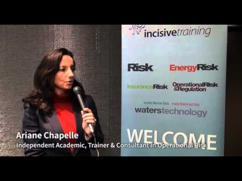 Measuring Operational Risk - Course Teaser - Ariane Chapelle