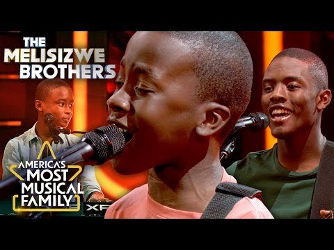 """The Melisizwe Brothers' INSPIRING Performance Of """"All Of Me"""" By John Legend"""