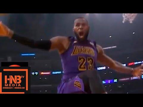 Los Angeles Lakers vs Dallas Mavericks 1st Half Highlights | 11.30.2018, NBA Season