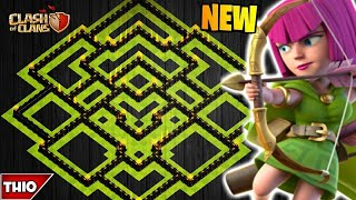 NEW TOWN HALL 10 FARMING/TROPHY BASE 2018! TH10 HYBRID BASE APRIL UPDATED!! - CLASH OF CLANS(COC)