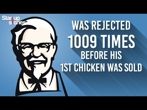 KFC Success Story | How KFC Became The Worlds Biggest Brand | KFC vs McDonalds | Startup Stories