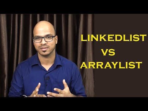 14.5 LinkedList vs ArrayList in Java