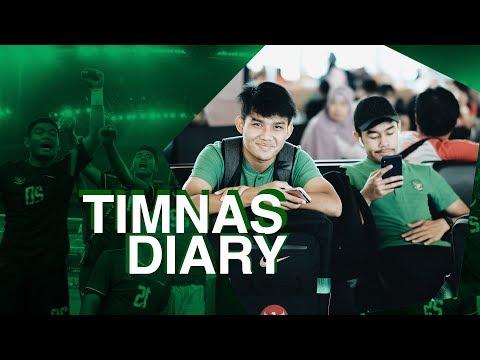 TIMNAS DIARY: Timnas U-22 Bertolak ke Piala AFF U-22 2019