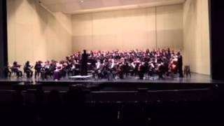 Confutatis APU Oratorio Choir 2016