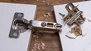 How to fix ripped furniture fittings. Particle Board Furniture Repair.