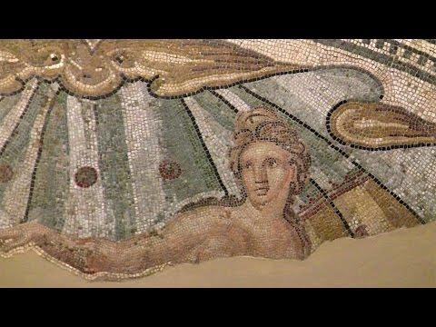 Trier als römische Kaiserresidenz: Ausstellung + Antike Ruinen in Trier (Roman ruins in Treves)