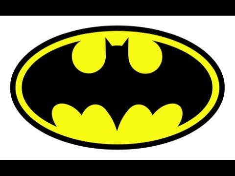 Minecraft Pixel Art Batman Logo Youtube