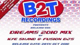 B2T005 Kye Shand & Fusion DJ