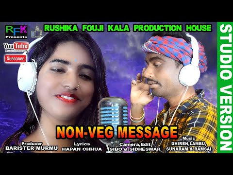 Santali Video Song - Non-Veg Message