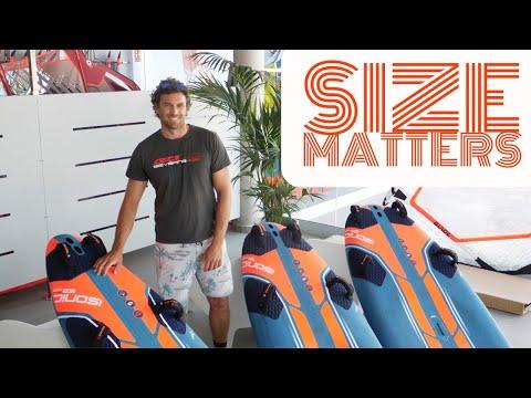 Size Matters: Matteo Iachino ISonic
