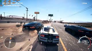 Need for Speed Payback - The Highway Heist on max settings - GTX1080Ti - 7700K - 2K