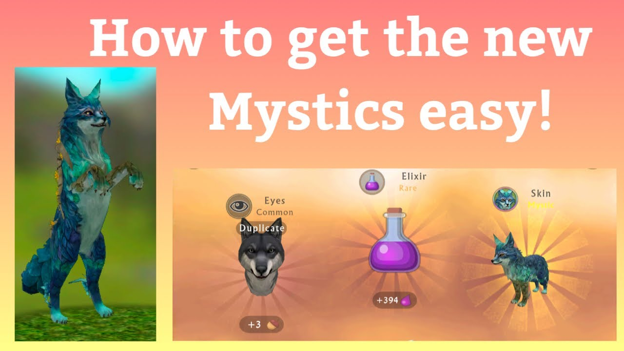 Download HOW TO GET THE NEW MYSTICS EASY! (WildCraft)