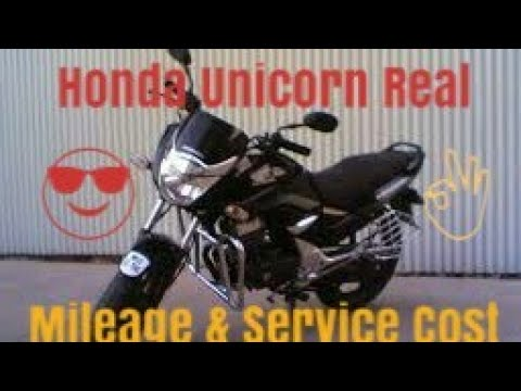 Honda unicorn 150 mileage test with user review