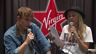 Sam Fender doesn't shy away from our questions!