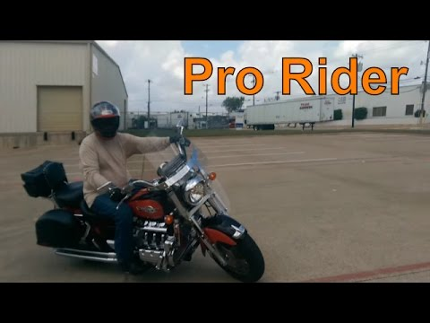 Advanced Motorcycle Skills Class Pro Rider Dallas Tx Youtube