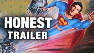 "Become a Screen Junkie! ▻▻ http://bit.ly/sjsubscr Watch more Honest Trailers ▻▻ http://bit.ly/HonestTrailerPlaylist ""Man of Steel"" may look awesome - but let's ..."