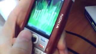 видео Обзор NOKIA 5700 TTPod v.3.8(RUS)