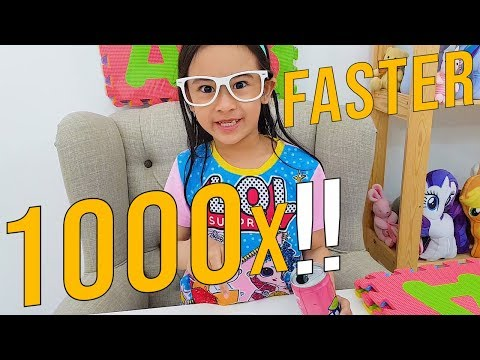 1000x FASTER || DONT BLINK