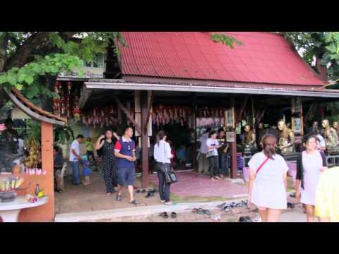 วัดท่าไม้ จ.สมุทรสาคร (Wat Tha Mai Samut Sakhon)