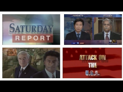 CBC News-World - Saturday Report (September 16th 2001)