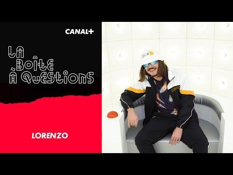 Youtube: La Boîte à Questions de Lorenzo – 11/09/2019