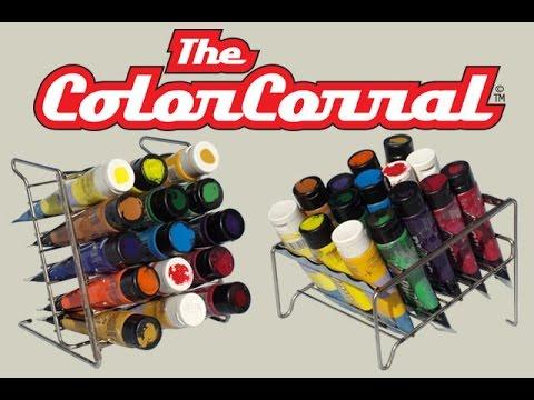 The Color Corral campaign
