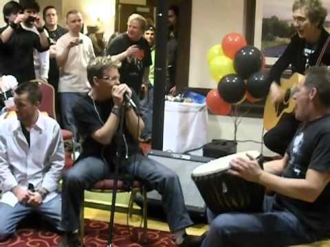 Brooke McCarter, G Tom Mac & Corey Haim  Live at Horrorhound Part 2