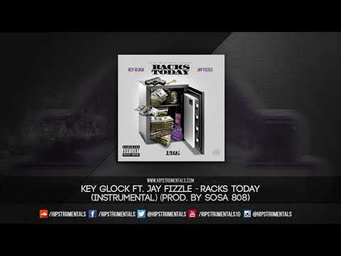 Key Glock Ft. Jay Fizzle - Racks Today [Instrumental] (Prod. By @iAmSosa808)
