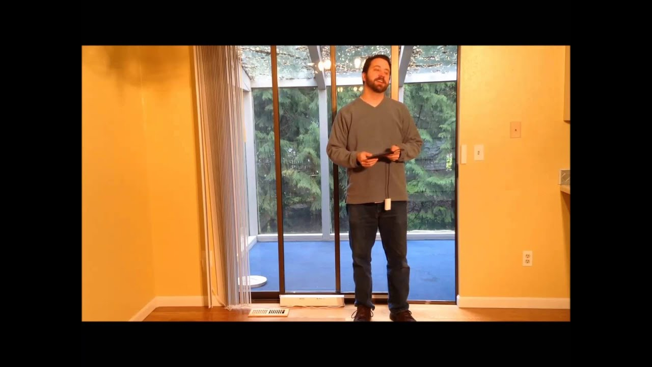 Auto Slide Electronic Sliding Door Opener With Pet Sensors Youtube
