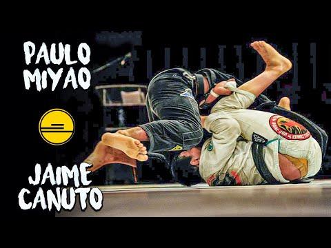 PAULO MIYAO VS JAIME CANUTO - SEASON 2 - MIDDLEWEIGHT GRAND PRIX - RIO DE JANEIRO - BRAZIL
