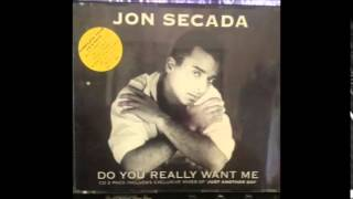 Watch Jon Secada Do You Really Want Me video
