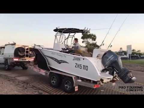 Pro Touring TV - Fraser Island - Part 1