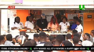 Nana Ama Mcbrown fetes crowd at UTV Day with the Stars