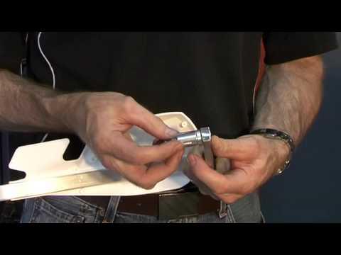 Barkbuster Handguard Installation