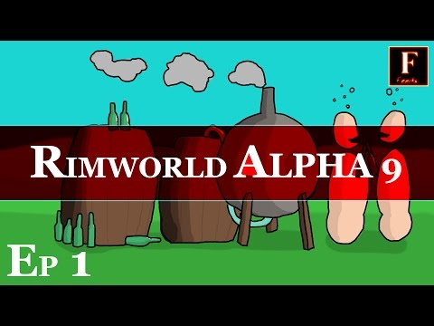 rim world alpha 16 how to play