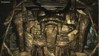TES 5 Skyrim #40 Двемерская арена