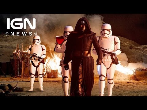 New Star Wars: The Force Awakens Photos - IGN News