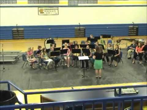 Concerto for Pots and Pans Mike Story Billings 5th Grade Band 2012