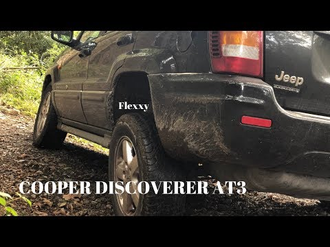 Jeep WJ Grand Cherokee Cooper Off Road AT3 Test + Review