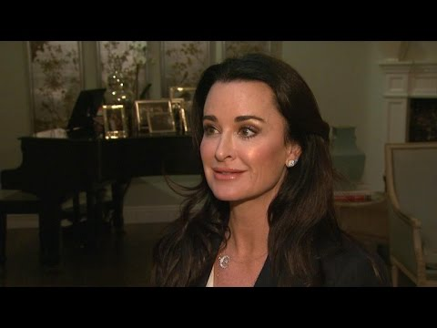 EXCLUSIVE: Inside 'Real Housewives' Star Kyle Richards' 7,000 Square-Foot Bel-Air Mansion