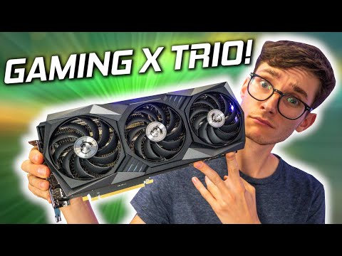 The ULTIMATE RTX 3080?! 🤩 MSI GAMING X TRIO Review (Gameplay & Benchmarks)